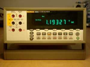 bench-multimeter